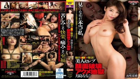 GTAL-028 - Sunk A Powerful Aphrodisiac!Beauty Celebrity Face Destruction Acme Hell Tsukishima Nanako - Golden Time
