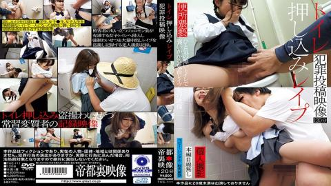 TUE-111 Studio Glay'z  Rough Fucked Inside A Toilet: A Submitted Video